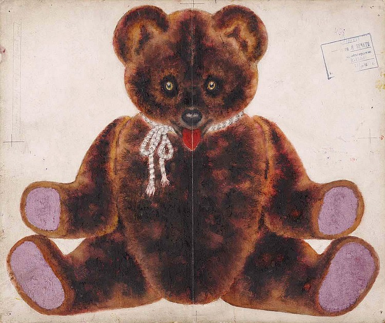 Teddy Bear, three works