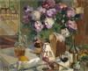 §LAPCHINE, GEORGES (1885-1950)  Easter Feast, Georgij Aleksandrovič Lapšin, £24,000