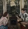 NESTEROVA, NATALIA (B. 1944)  Rummy Card Game, Natalya Nesterova, £6,000