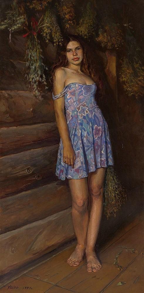 * CHAINIKOV, GRIGORY (1960-2008) Heady Grass Smell
