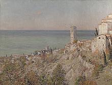 DUBOVSKOY, NIKOLAI (1859-1918) - In the South