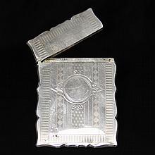 Coin Card Case