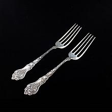Set of 2 Paye & Baker Manufacturing Co. PBM3 Forks