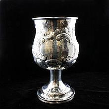 Silver Presentation Goblet