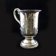 Tift and Whiting Cup with Handle