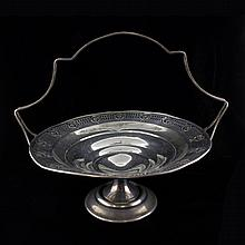W.H. Saart Co. Sterling Candy Dish