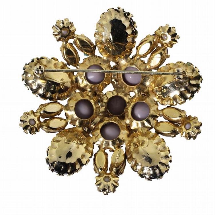 Vintage Schreiner Purple Brooch. Accented Engagement Rings. Navajo Turquoise Bracelet. Expensive Necklace. Emrald Gemstone. Rose Gold Ankle Bracelet. Bracelets Bangles. Jazz Bands. July Birthstone Bracelet