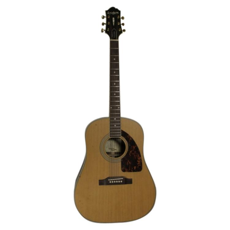 epiphone masterbilt model aj500r acoustic guitar. Black Bedroom Furniture Sets. Home Design Ideas