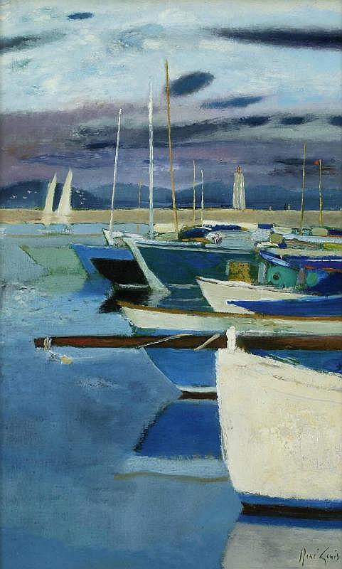Rene Genis, Yachts a St Tropez