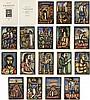 Georges Rouault, André Suarès, Passion, Ambroise Vollard. Paris, 1939, Chapon & Rouault 257-273, Georges Rouault, ¥0