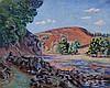 Armand Guillaumin, La Baie d'Agay, Midi de la France, Armand Guillaumin, ¥0