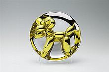 Jeff Koons, Balloon Dog (Yellow)