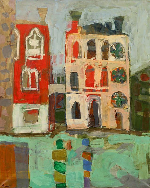 Paul Aizpiri, Paysage
