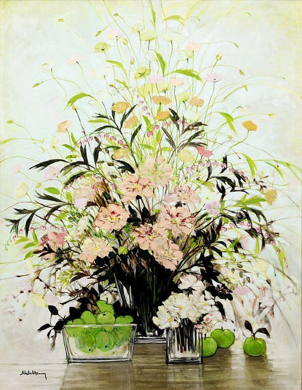 Michel Henry, Bouquet rose