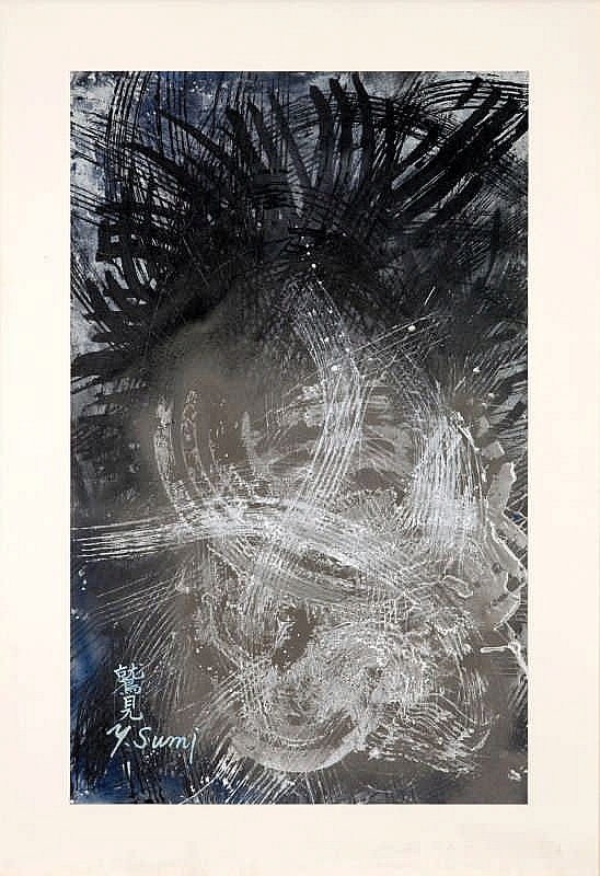 Yasuo Sumi, Untitled (SUIEN-NI)