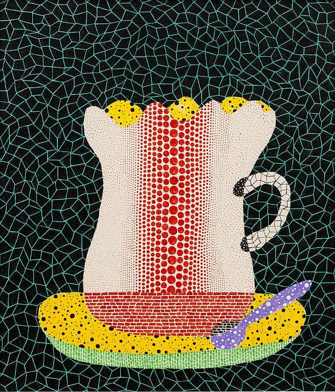 Yayoi Kusama, Coffee Cup