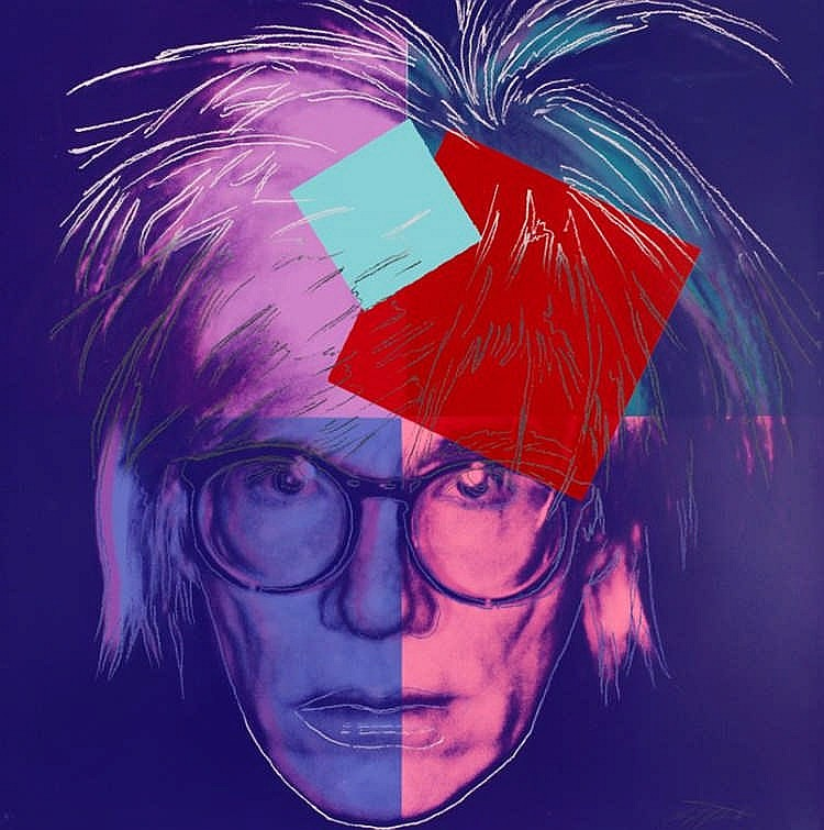 Rupert Jasen Smith, Hommage to Andy Warhol