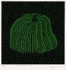 Yayoi Kusama, Pumpkin(GSQ) (Abe 243), Yayoi Kusama, ¥0