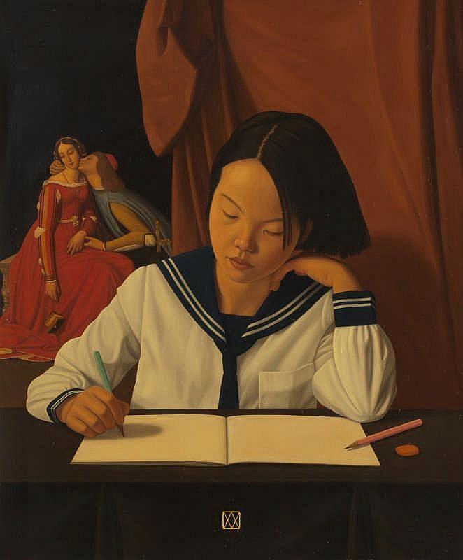 Mitsuru Watanabe, Yukiko in the Afternoon