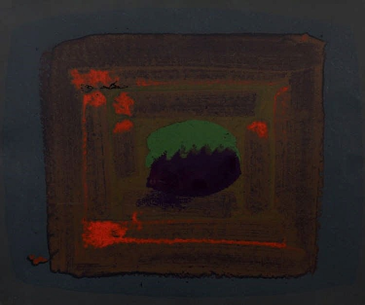 Howard Hodgkin (After), Tropic Fruit (Heenk 222)