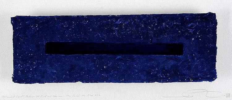 Shoichi Ida, The Level for Blue No.2