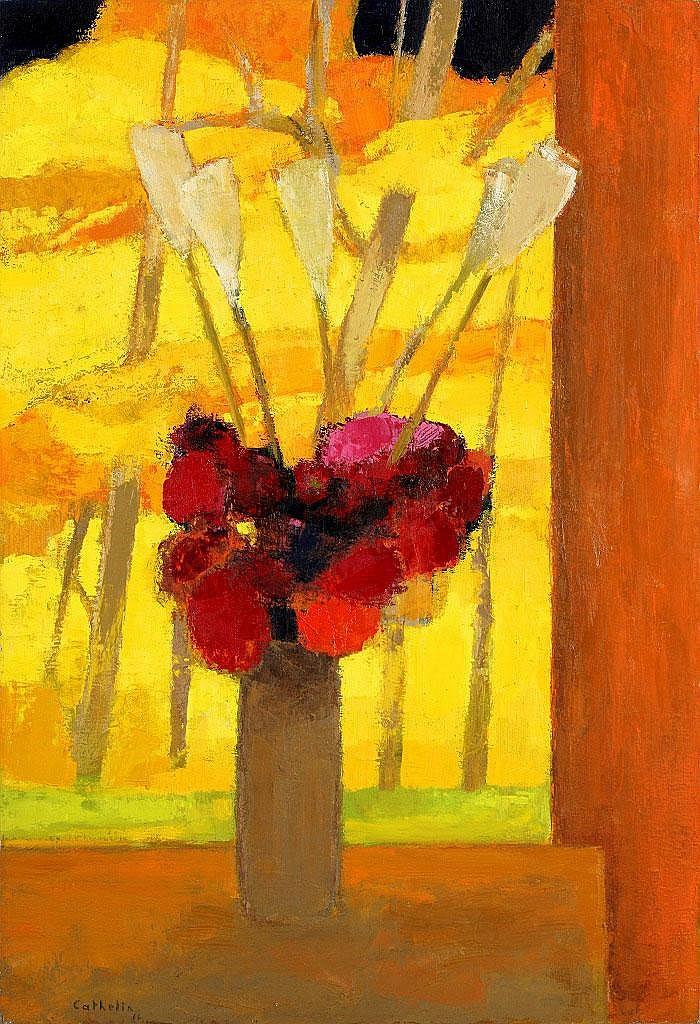 Bernard Cathelin, Bouquet de Fortin de las Flores