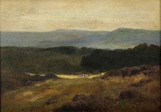John Clayton Adams, A view from Winterford, Surrey