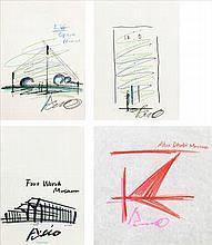 Tadao Ando, Shanghai Opera House/ Sumiyoshi Residence/ Fort Worth Museum/ Abu Dhabi Museum