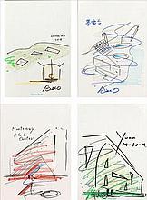 Tadao Ando, Naoshima Art Museum/ Awaji Yumebutai/ Monterrey R.G.S. Center/ Yuan Museum