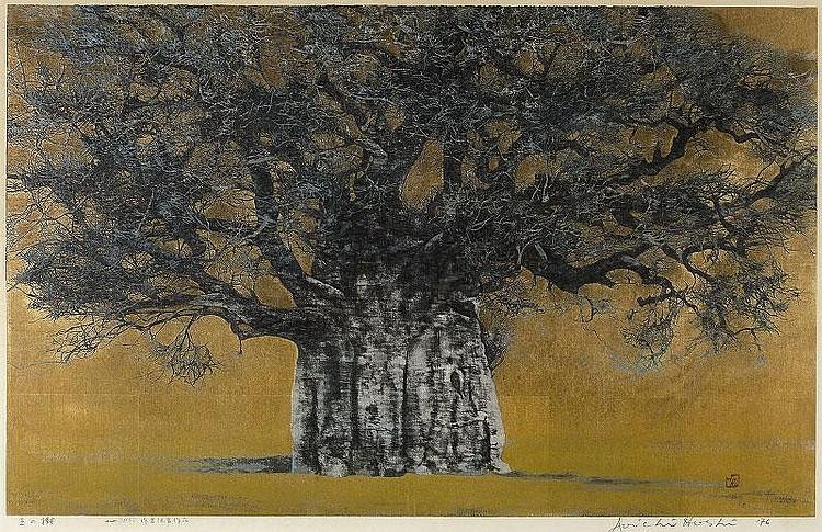 Joichi Hoshi, Tree of the King (Kato Garou 344)