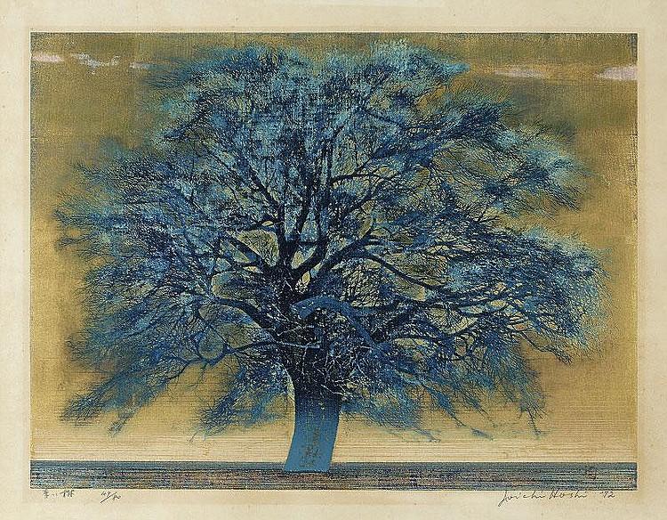 Joichi Hoshi, Blue Tree (Kato Garou 270)
