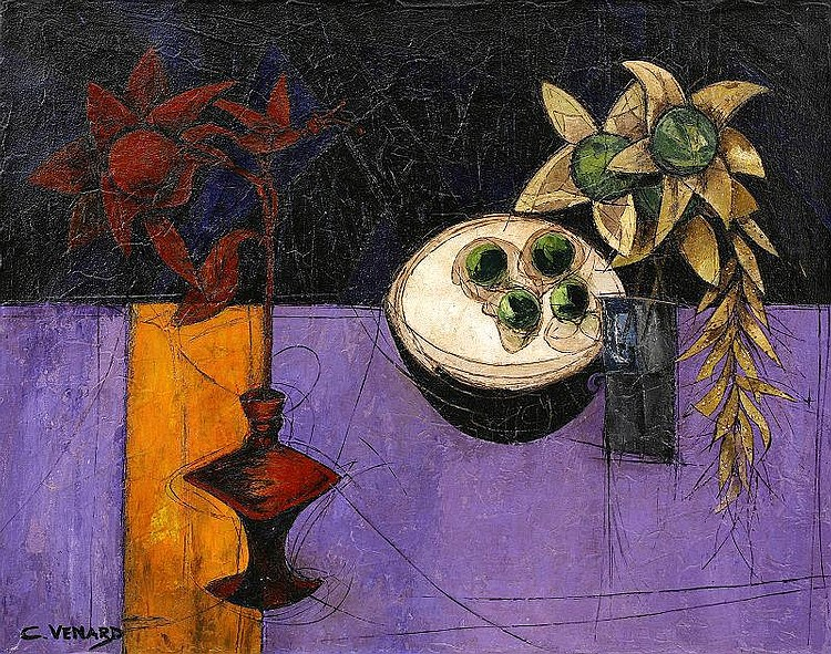 Claude Venard, Nature Morte