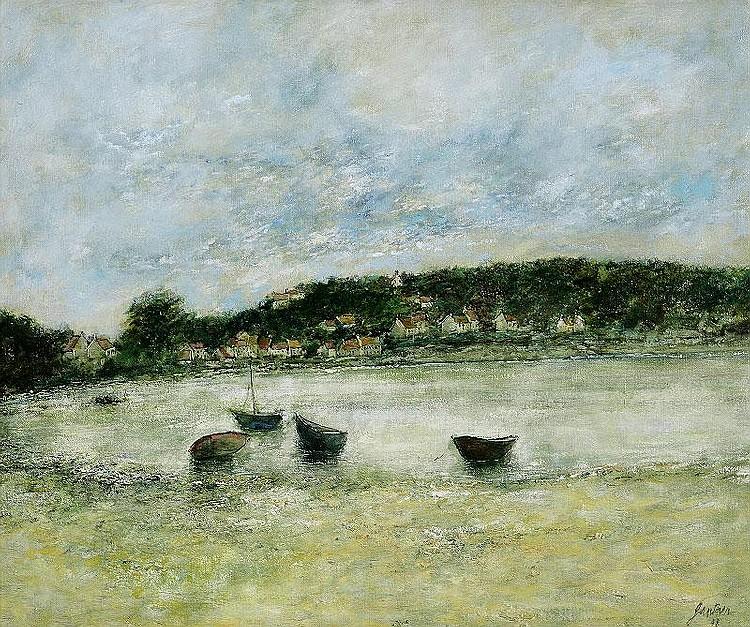 Bernard Gantner, Bretagne