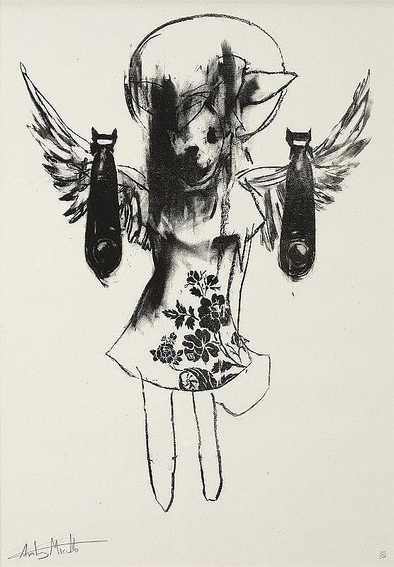Antony Micallef, Light Angel Bomber 2