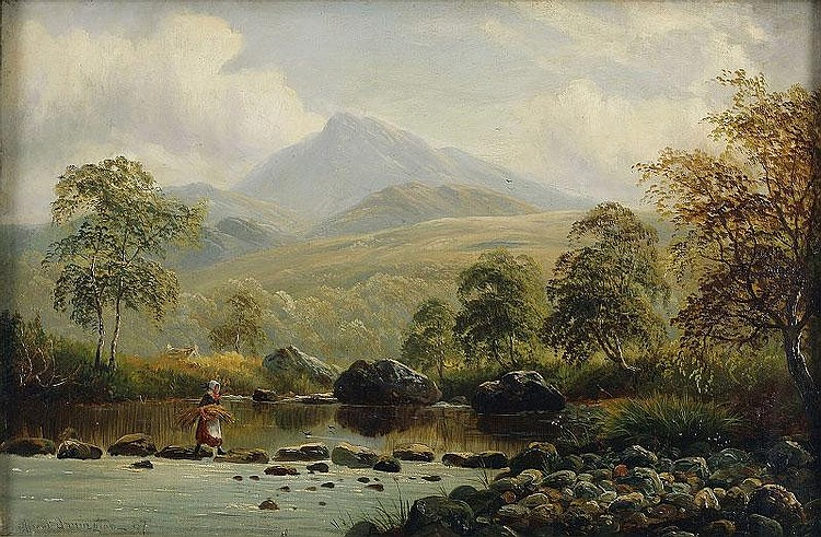 Albert Dunnington, Landscape