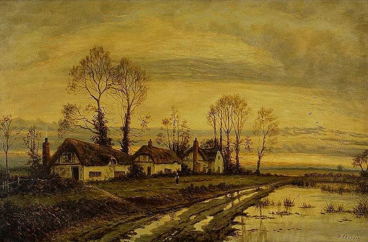 Daniel Sherrin, Landscape
