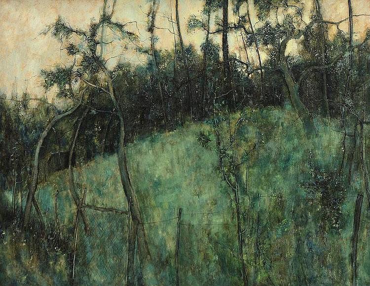 Bernard Gantner, Landscape