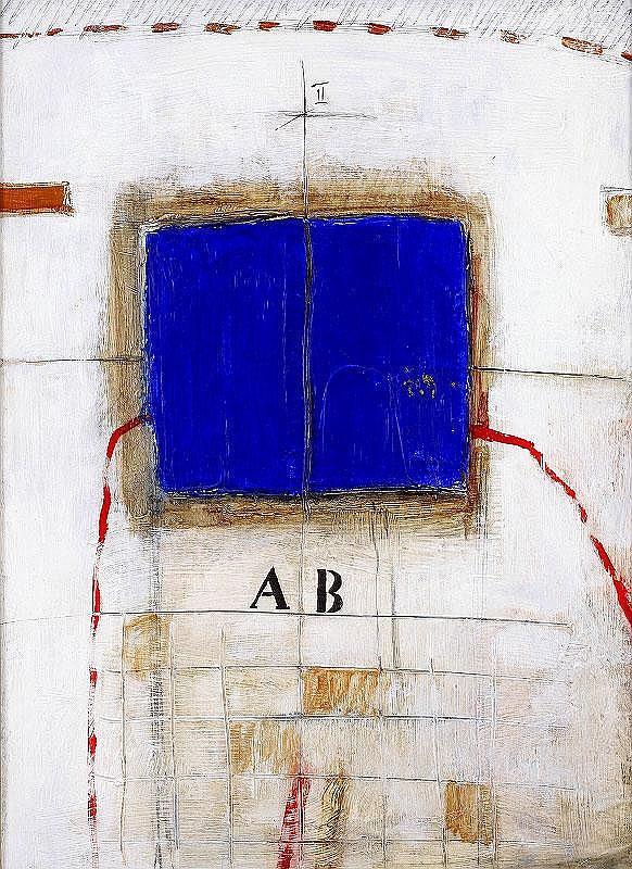 James Coignard, Le bleu