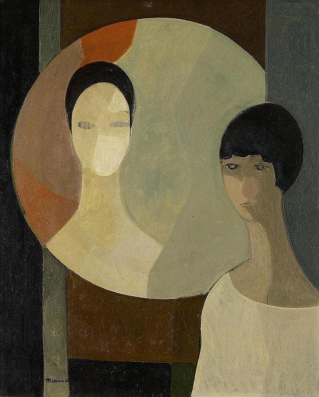 Andre Minaux, Deux femmes