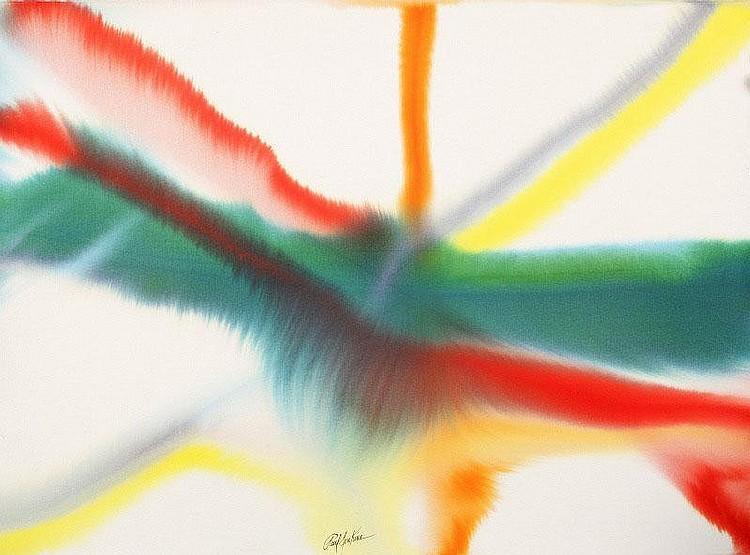 Paul Jenkins, Phenomena Criss Cross King