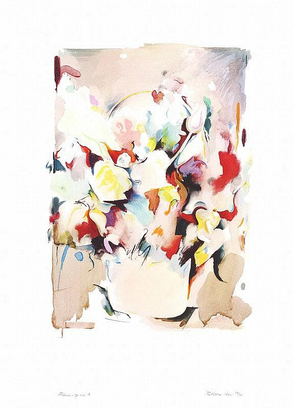 Richard Hamilton, Flower-Piece A(Lullin 96) (sold