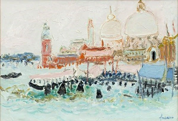 Jean Fusaro, La Salute (Venise)