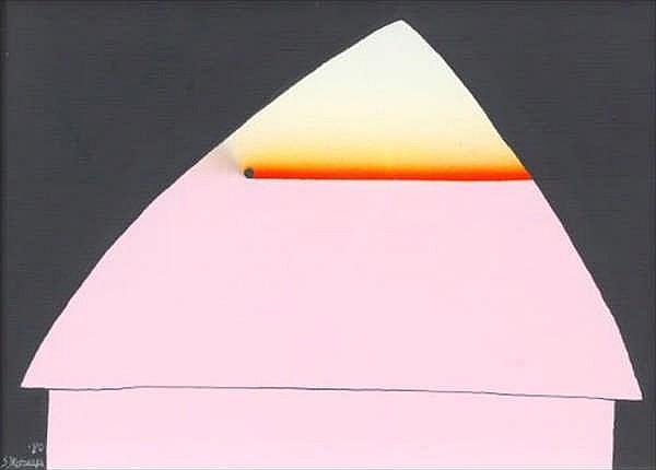 Sadamasa Motonaga, Untitled
