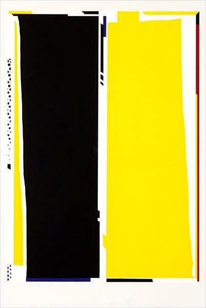 Roy Lichtenstein, Mirror #5, from 'Mirror Series' (Corlett 110)