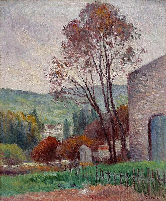 Maximilien Luce, Moulineux