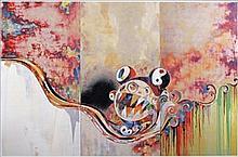 Takashi Murakami, 727 - 272 (Kaikai Kiki P.59)