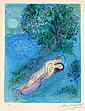 Marc Chagall, La Lacon de Philetas, from Daphnis, Marc Chagall, Click for value