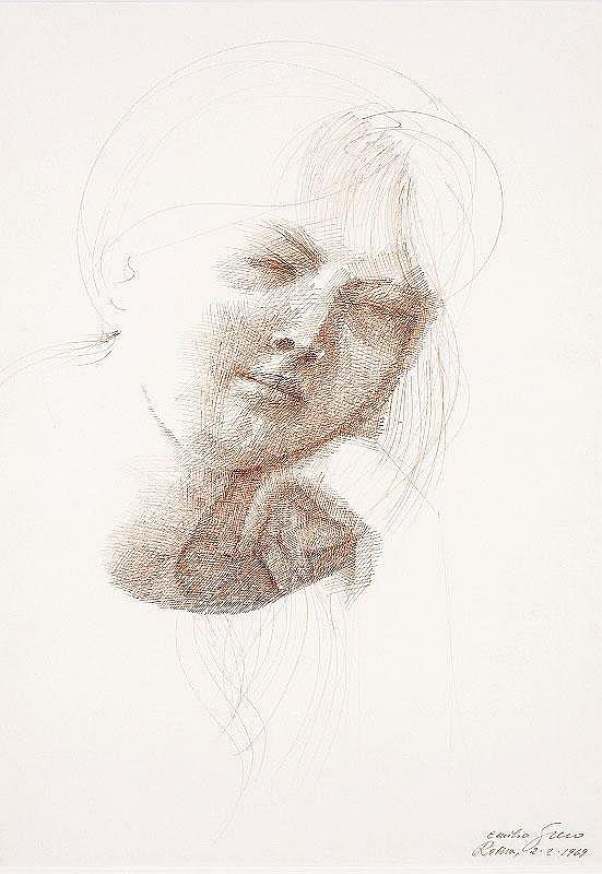 Emilio Greco, Sleeping Girl