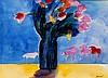Paul Guiramand, Fleurs et chevaux, Paul Guiramand, ¥0