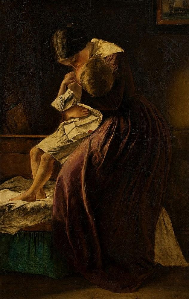 Robert Carrick, Joy